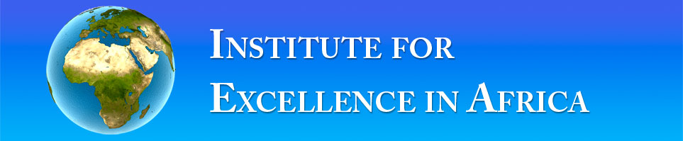 Institute for Excellence in Africa