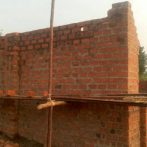 Dormitories under construction at Economic Development and Aids Prevention Organization (EDAPO) in Uganda