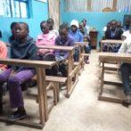 Nairobi Children participate in Global Initiative for World Peace