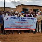Uganda: Good Luck Junior School Gathering